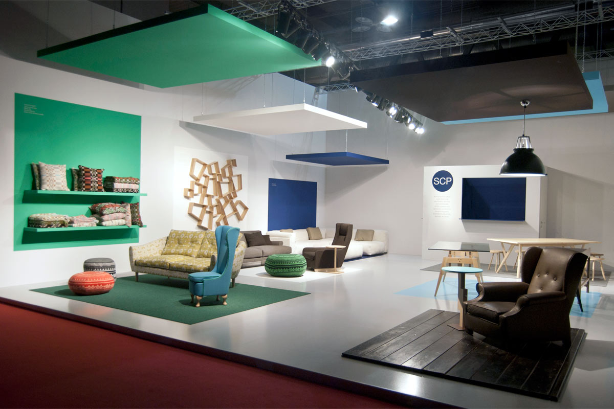 Exhibition Stand Design Furniture : Oscar ewan